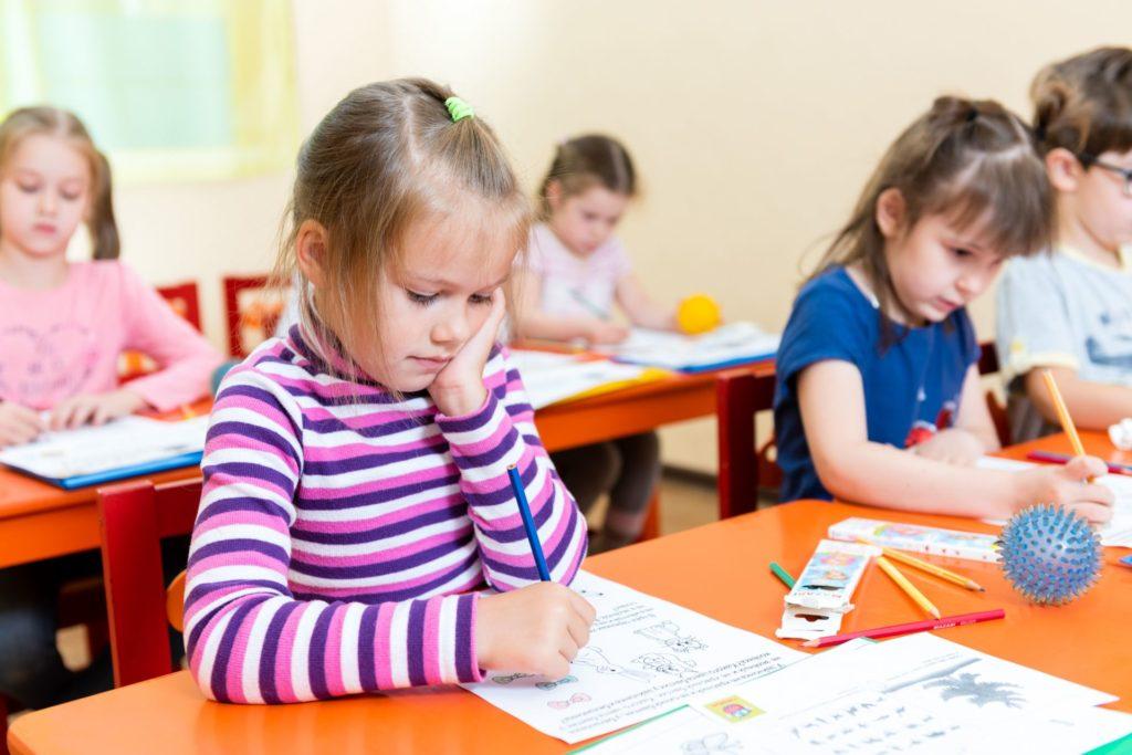 Подготовка к школе онлайн